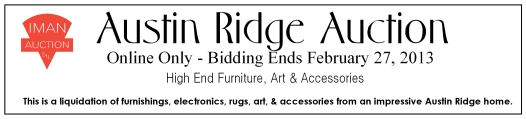 Austin Ridge Auction