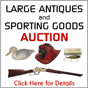 Dec 4 Antique Auction