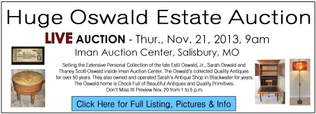 Oswald Auction