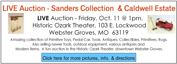Sanders Auction Banner 2