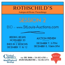 Rothschild's Antiques Auction