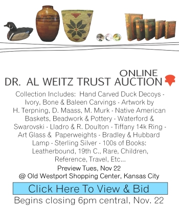 Weitz Online Auction Kansas City
