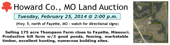 Howard County 175 ac Auction - Website BUTTON