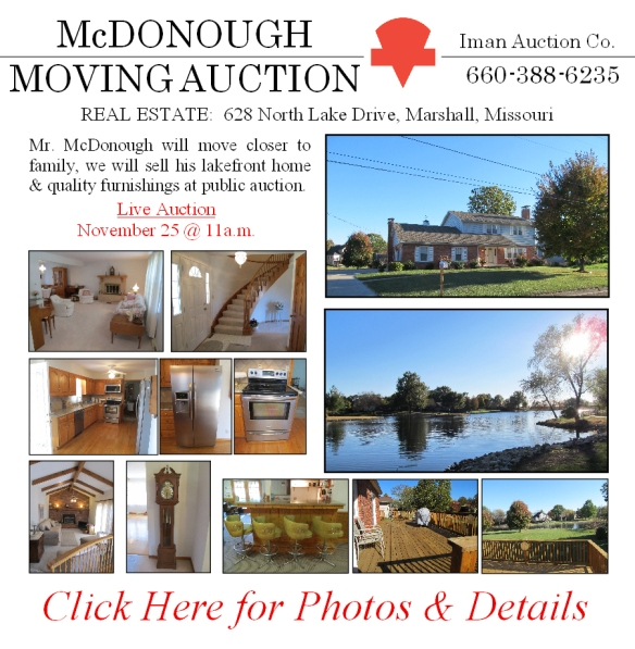 McDonough Auction - Marshall - 11-25-2015