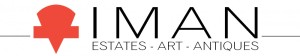 IMAN estates art antiques