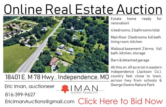 IMAN Auction KC | Providing Quality Auction Services in the